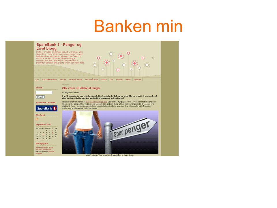Banken min