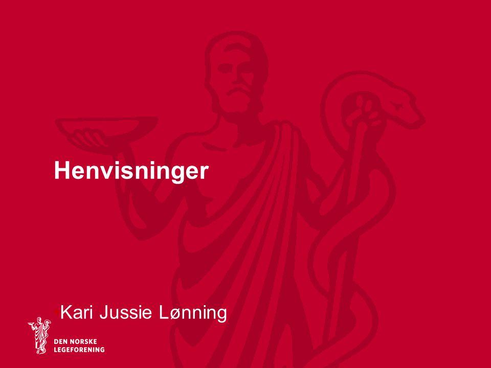 Henvisninger •Kari Jussie Lønning