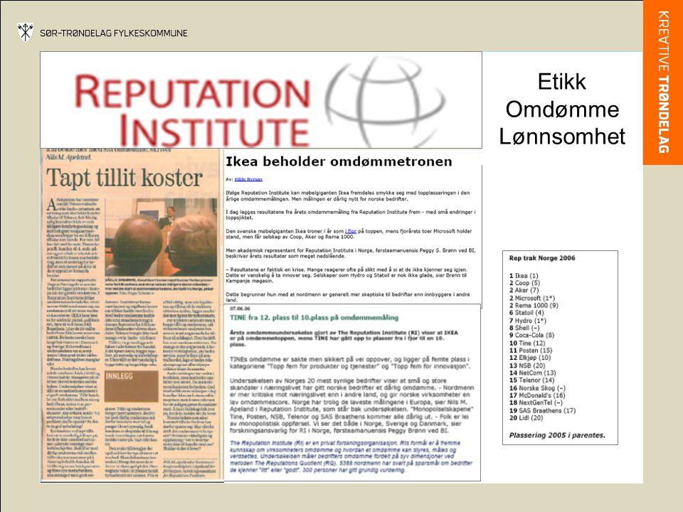 STFK - etikkarbeid •Etiske regler er utarbeidet – enkle og tilgjengelige •Har vi god internkontroll .