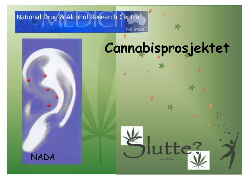 Cannabisprosjektet NADA