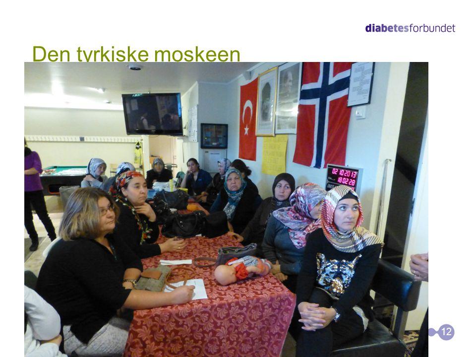 Den tyrkiske moskeen 12