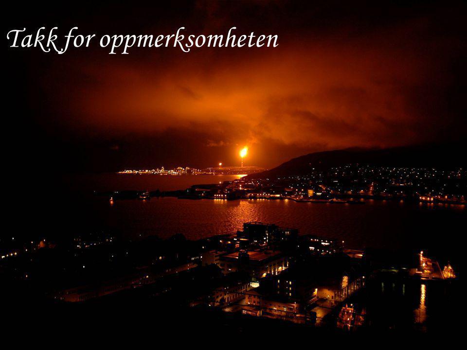 Helse Finnmark HF 20 Takk for oppmerksomheten