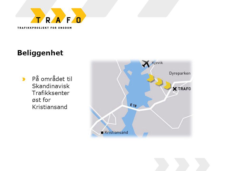 Beliggenhet På området til Skandinavisk Trafikksenter øst for Kristiansand