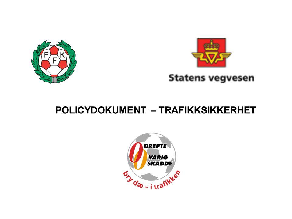 Vedtatt på kretstinget 2009 - og gjelder: Retningslinjer for trafikksikkerhet i forbindelse med trening, kamper og turneringer.
