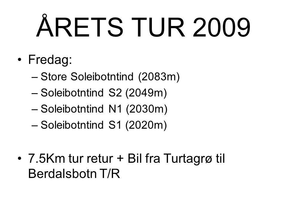 •Turtagrø –Turtagrø Hotel ligger 884 moh i Vest Jotunheimen, og har tradisjoner tilbake til 1880- årene. Turtagrø og Hurrungane er kjent som fjellspor