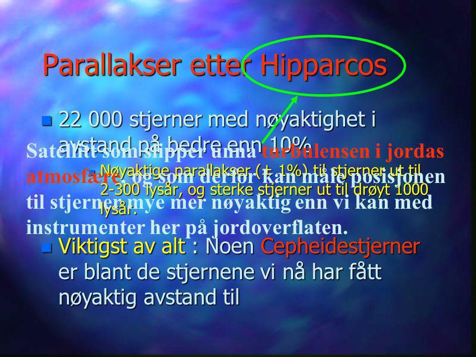 Astrometri-satellitten Hipparcos