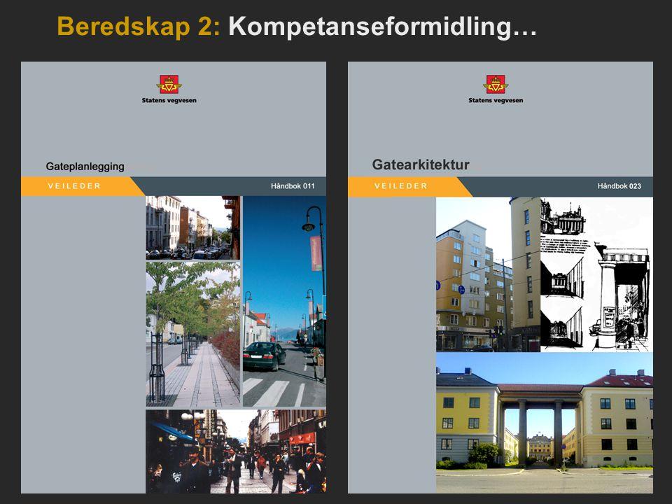 Beredskap 3: Bedre planprosesser… •KS1: Konseptvalgutredninger •Planløftet: - Hvorfor får vi det ikke til i by til tross for 20 års prat og FoU - satsning.