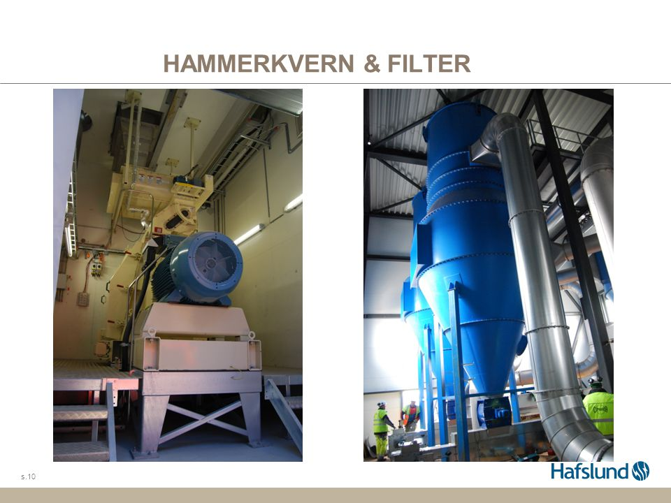 HAMMERKVERN & FILTER s.10