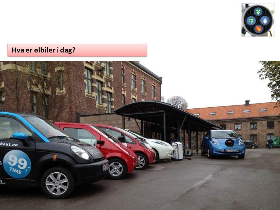 Det store flertall av bilførere på en vanlig dag har en samlet reiselengde som ligger innenfor rekkevidden for en elbil