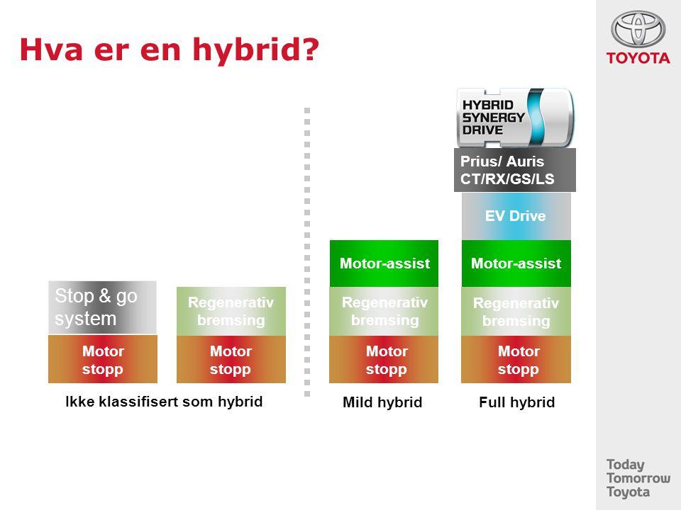 Hva er en hybrid.