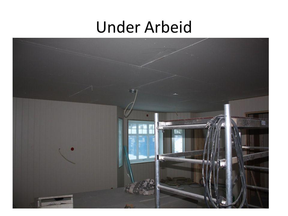Under Arbeid