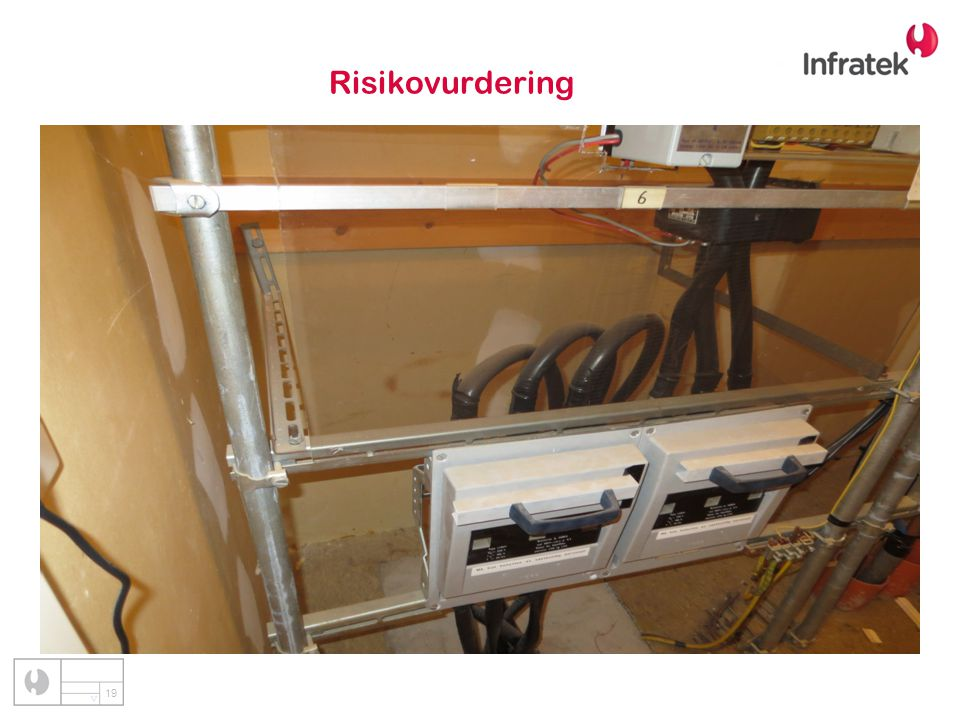 19 Risikovurdering