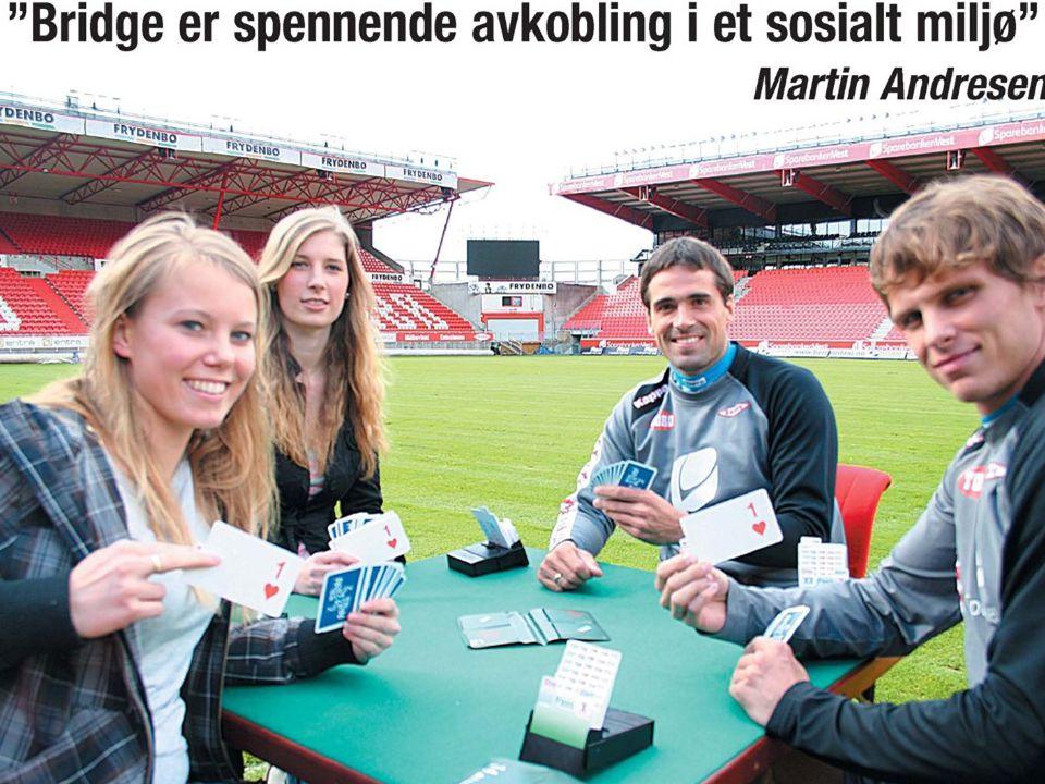 Bridge, en sport for alle! NBF Salten