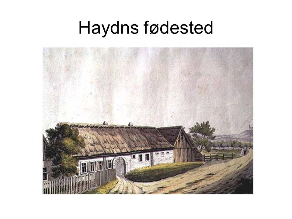 Haydns fødested