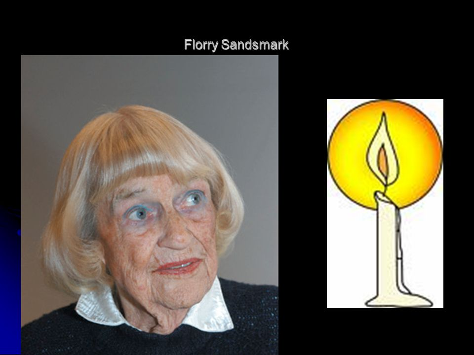 Florry Sandsmark