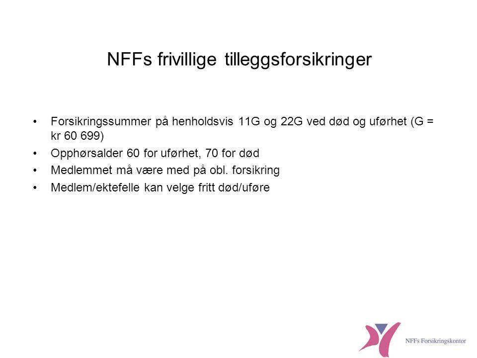 Penger å spare på NFFs reiseforsikring •NFFs familiereiseforsikring koster 924 kroner.