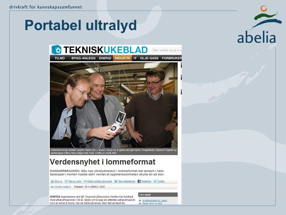 Portabel ultralyd