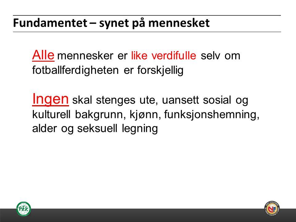 04.07.2014 ….sluttord Del kunnskap i klubben Praktiser Fair Play Lykke til med sesongen 2014.