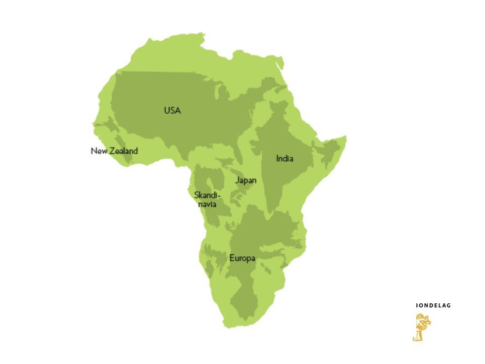 Sultende i verden i starten av det 21. århundret