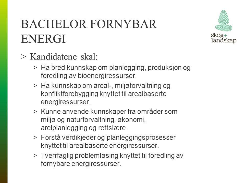 SENTRALE FAGOMRÅDER >Energi: >Energi, miljø og naturressurser >Energisystemer og teknologi >bioenergi >Økonomi: >Samfunnsøkonomi >Foretaksøkonomi >Miljø- og ressursøkonomi >Økologi/miljø: >Økologi >Skogforvaltning >Plantefysiologi >Vern og forvaltning av norsk natur