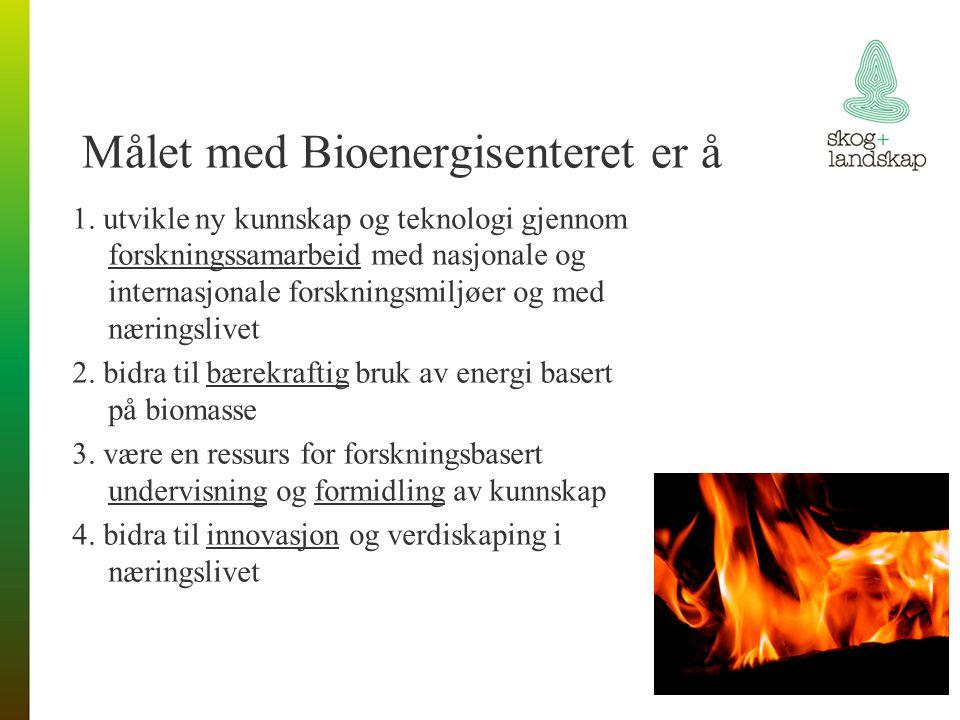Senterets satsingsområder >Biovarme >Biogass >Biodrivstoff >Bærekraftanalyser >Utdanning