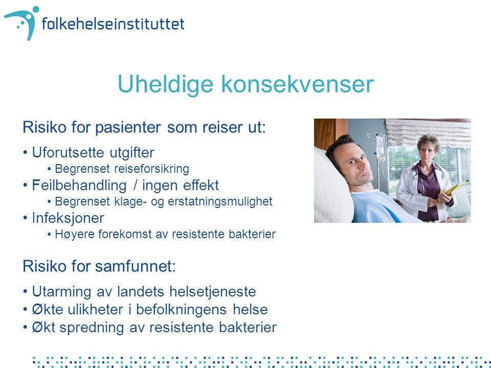 • Verdenskart – hvor kan man få utført tjenestene Hvor ble nordmenn smittet med MRSA i 2010 2 1 1 2 2 1 1 1 1 4 1 15 1 3 5 1 2 2 1 1 1 1 1 11 5 1 1 7 1 5 3 1 1