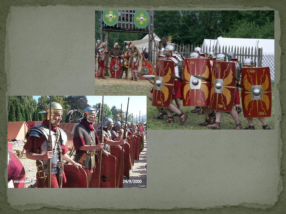 Patrisiere Riddere Plebeiere Slaver