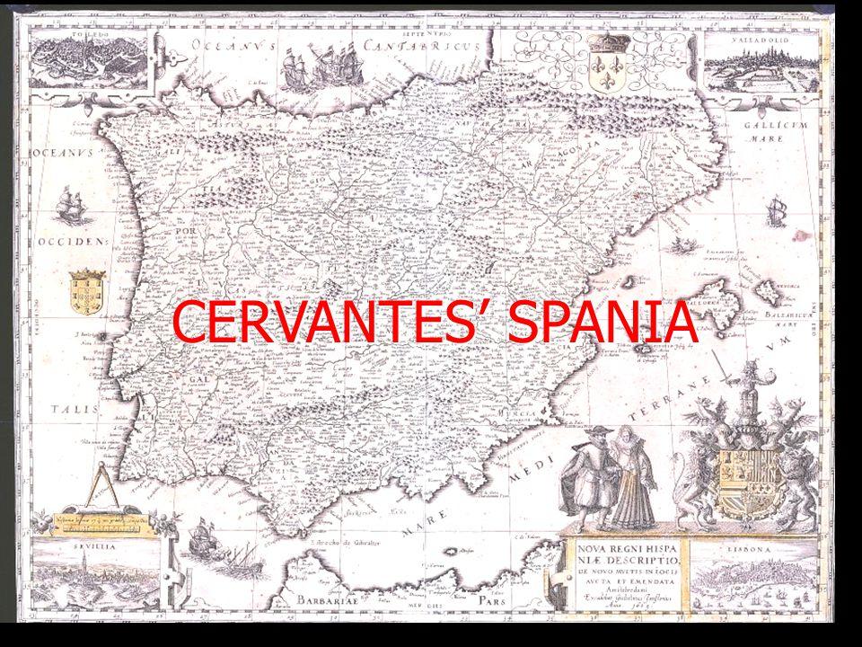 CERVANTES' SPANIA