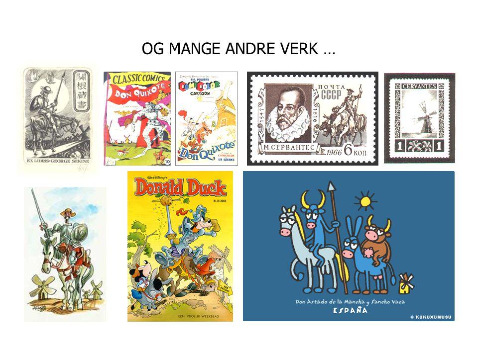 OG MANGE ANDRE VERK …