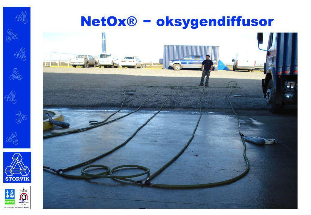 16 NetOx® − oksygendiffusor