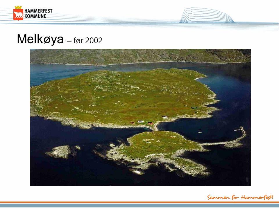Melkøya – før 2002