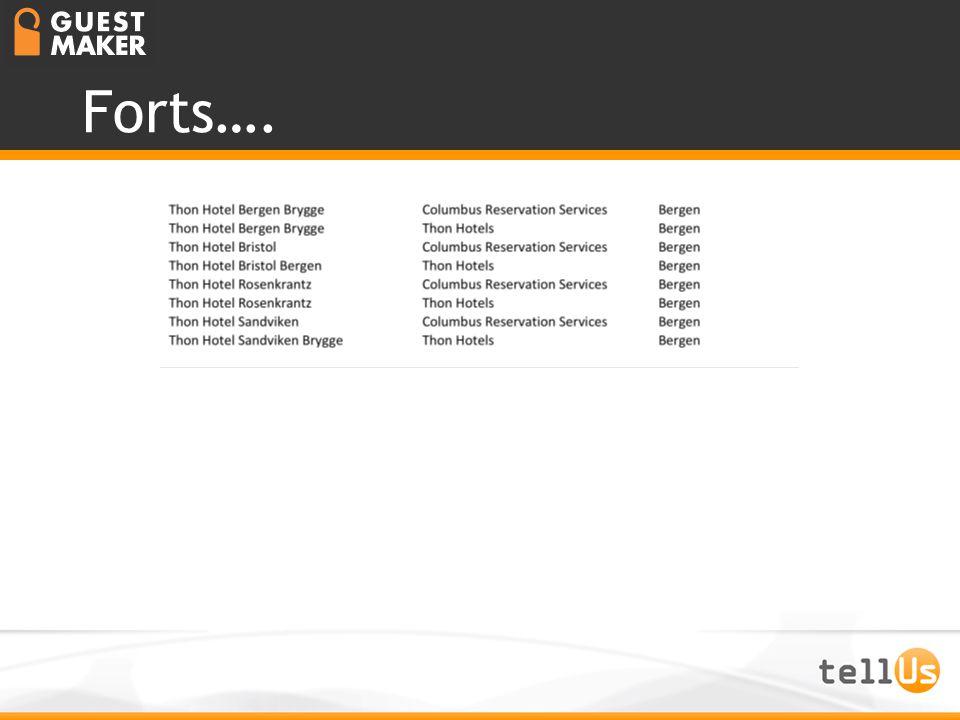 Nytt brukergrensesnitt •Presentasjon av den nye versjonen og dens muligheter for søk, og søkeresultater.