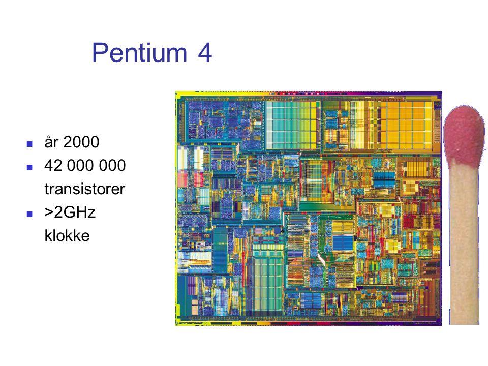 INF10009 Ta elektronikk i bruk, en lang prosess  Flere ledd for å ta i bruk mikroelektronikk: 1.