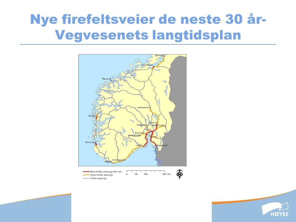 Offentlig privat samarbeid (OPS) •Foreløpig: •E39 Klett – Bårdshaug •E39 Lyngdal-Flekkefjord •E18 Grimstad-Kristiansand  Total kostnadsramme på 3,3 mrd og utbygd av en tysk/dansk byggherre