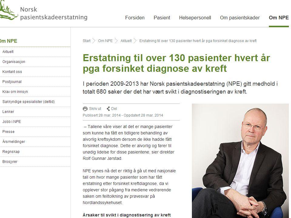 Pasient- og brukerombudet i Nord-Trøndelag