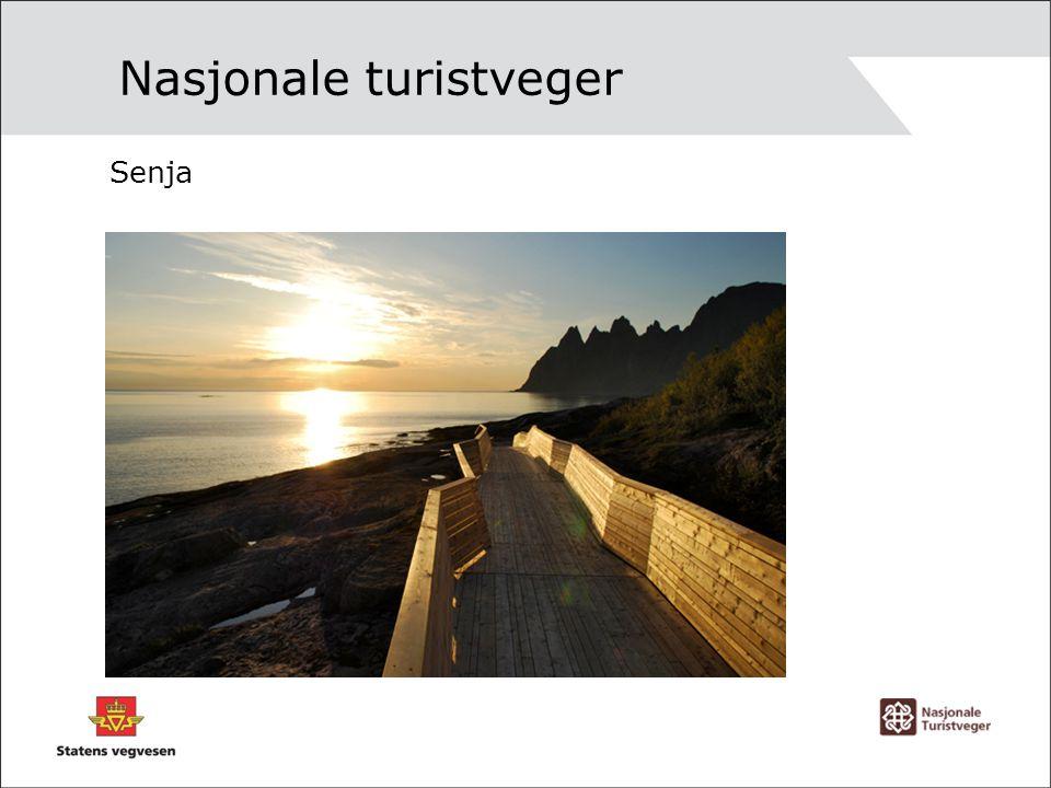 Nasjonale turistveger Senja
