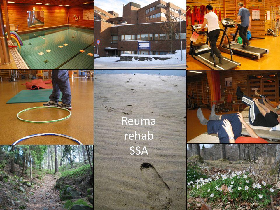 Reuma rehab SSA