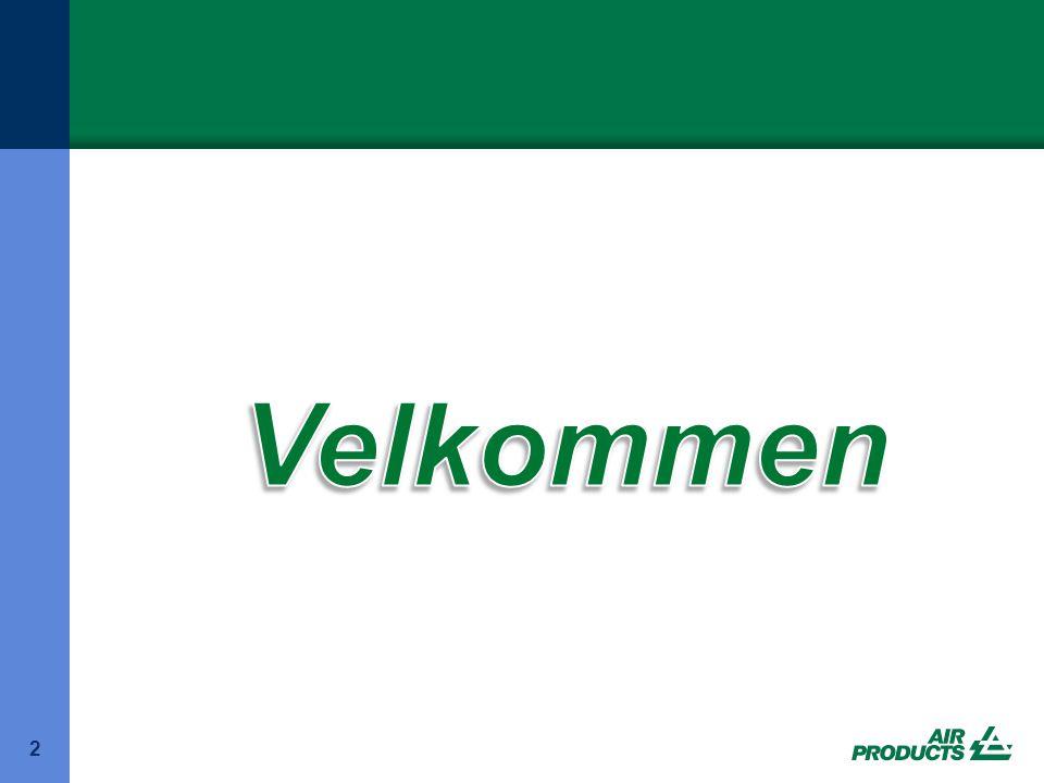 Air Products Management  Kjetil Sindum – Process Engineer  Svein G. Nodeland – Process Manager 3