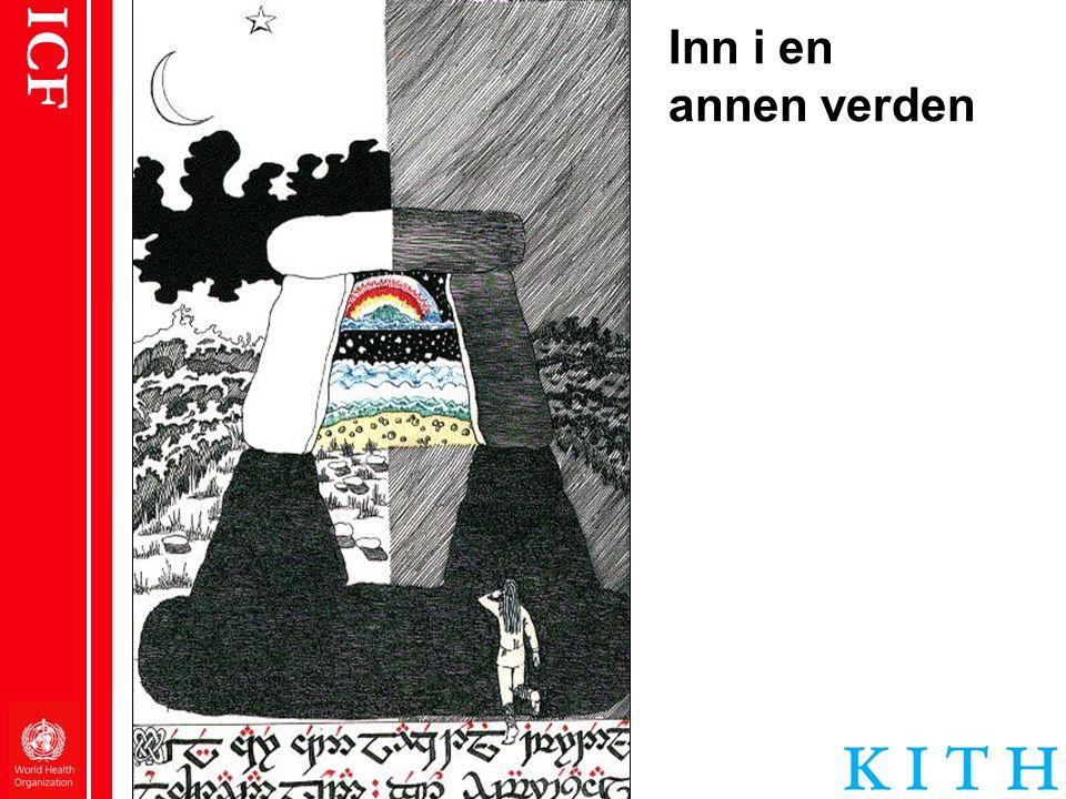 ICF Referent Begrepstetraederet Begrep* Definisjon * tankemessig enhet dan- net ved abstraksjon på grunnlag av egenskaper felles for en eller flere referenter [ISO CD 1087-1] Term Regnbue Arc de ciel Rainbow