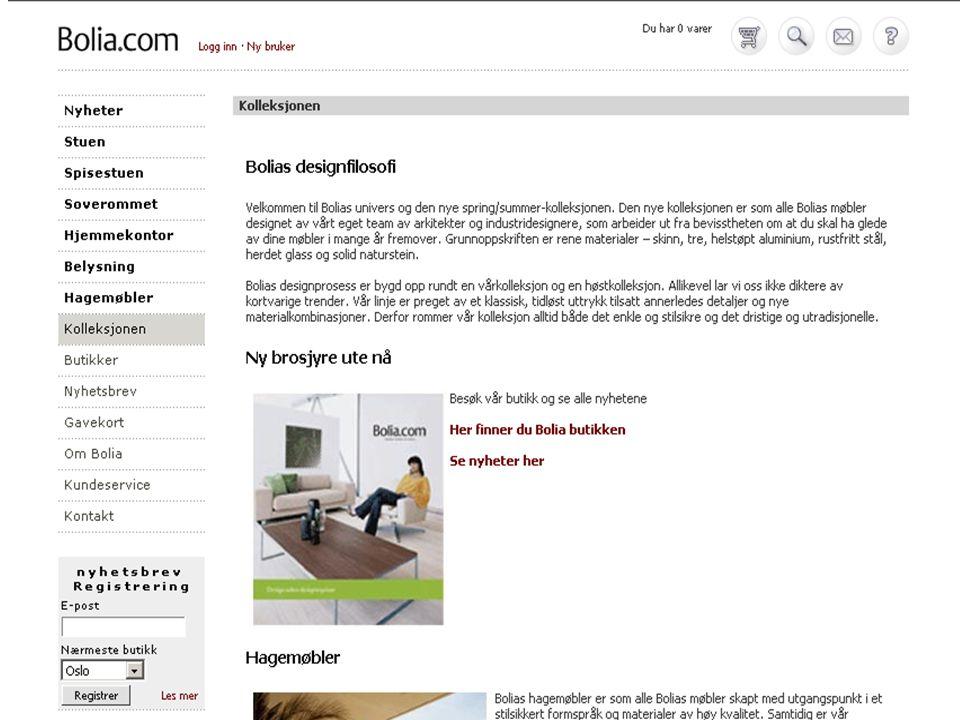 Bolia.com TITTEL