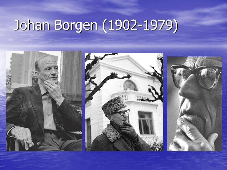 Johan Borgen (1902-1979)