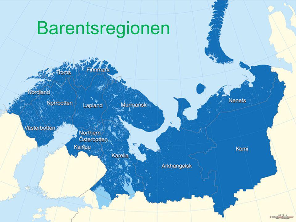 Barentsregionen