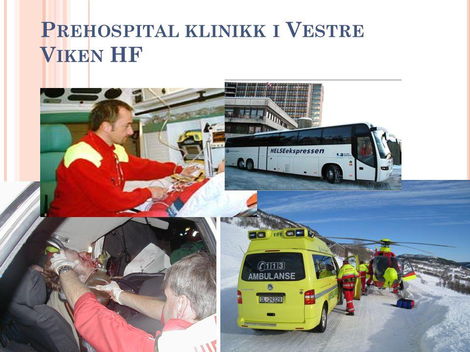 P REHOSPITAL KLINIKK I V ESTRE V IKEN HF