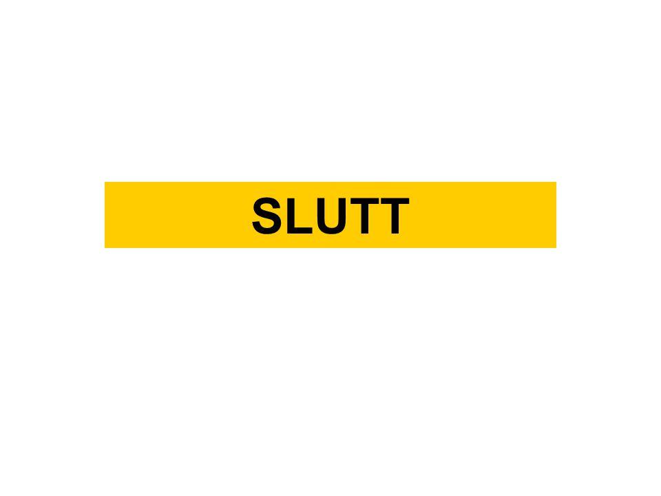 SLUTT