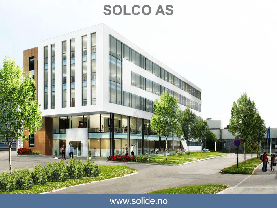 www.solide.no Lokalt samarbeid skaper tyngre fagmiljø • Solid var tidlig ute med å tenke på lokalt samarbeid gjennom deltagelse i etableringen av Molde Engineering i februar 2004 sammen med Linjebygg Offshore, Axess og Aak.