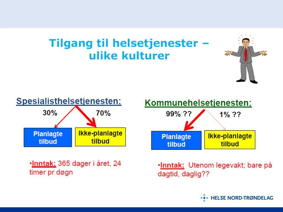 Implementering av avtalene… Felles personellnettverk – jobber på oppdrag fra ASU - eks.