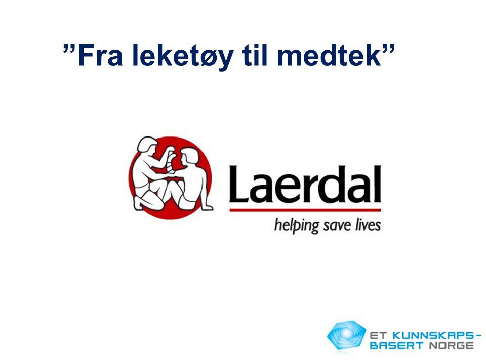 """""""Fra leketøy til medtek"""""""