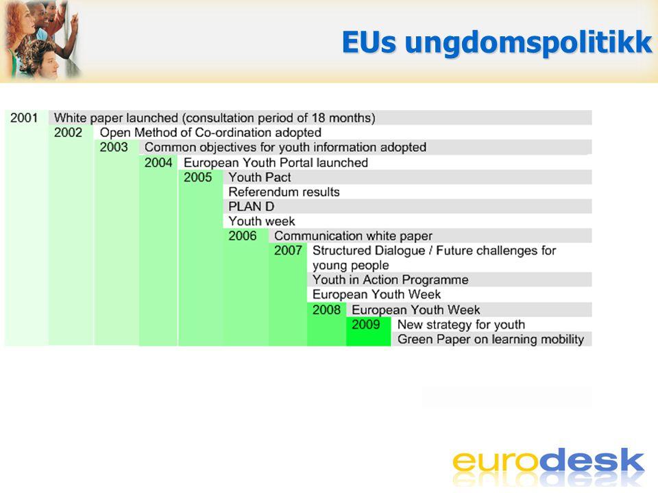 2007 EUs ungdomspolitikk