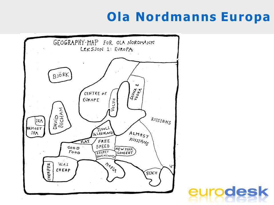Ola Nordmanns Europa