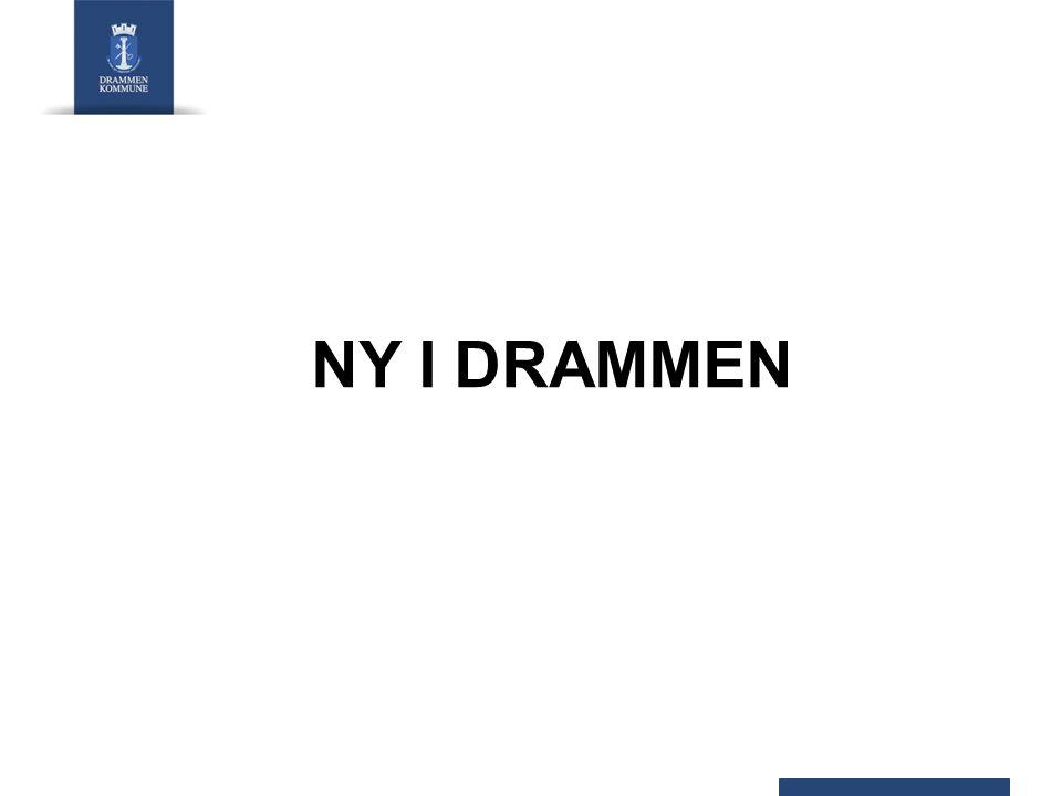 NY I DRAMMEN